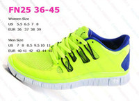Wholesale Worldwide Free light green designer unisex shoe adult light up running shoes free Unisex Running shoes for mens women
