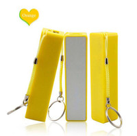perfumes and fragrances lot - Fragrance Perfume Mini Power Bank mAh with Keychain for mobile phone and V mobile devices with retail package