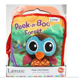 Tissu lamaze à vendre-Lamaze le livre de Rama Zerbe Habits de tissu 8 livres de styles jouets d'enfants