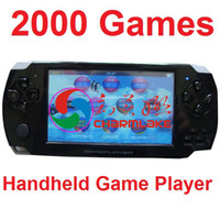 other Yes  4.3 Inch PMP Handheld Game MP3 MP4 MP5 Player Video FM Camera Portable Game Console