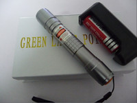 Wholesale NEW w Red laser pointer burst balloon from m Strong handheld laser flashlights light cigarette outpower