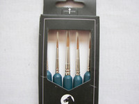 art brush sizes - Marie Brush Set Weasel Hair For Art Artist Size