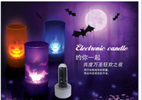 Wholesale 5th Gen LED Candle Light Voice Control Candle Halloween Decoration Christmas Birthday Lights