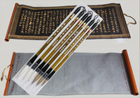 Wholesale MB2 Chinese Japanese Calligraphy Brush Pen Set Reusable Practice Paper