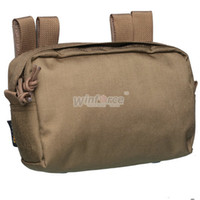 Wholesale WINFORCE TACTICAL GEAR WU Horizontal Drop Pouch CORDURA QUALITY GUARANTEED OUTDOOR UTILITY POUCH