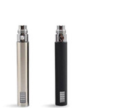 Electronic Cigarette Battery Black Hot! EGO v2 Battery Ego Vv Battery Passthroughry Adjustable Voltage with LCD Electronic Cigarette Batteries Batter 650mAh 900mAh 1100mAh