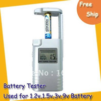 Wholesale Battery tester Battery Checkers Used for v v v v Battery MOQ