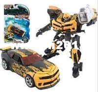 other bee figures - Hot bumble bee Revenge of the Fallen MechTech Deluxe Cyberfire Bumblebee Autobots Action Figures Toys Car