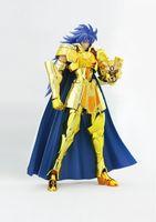 Wholesale New LC Saint Seiya Cloth Gold Gemini Saga Model Kit Action Figure MIB