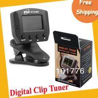 Wholesale ET C Chromatic Digital clip tuner