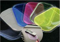 Rubber car mats - PU Non Slip Mat Car Anti Slip Sticky Pad Anti slip Mats Sticky Pad Re Useable Washable Anti Slip Mat non slip pad for car dashboard
