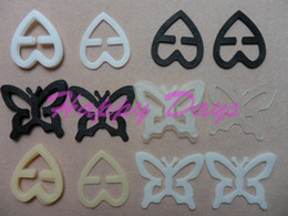 Wholesale Via EMS Mixed Styles amp Color Bra Concealer Clips Strap Perfect Bra Strap Bra Buckle Extenders