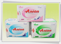 Wholesale Charming Anion Sanitary Napkin Love Moon Anion Sanitary Napkin Panty Liner