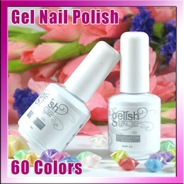 Wholesale Gelish UV LED Base Coat Nail Gel Top coat Nail Gel