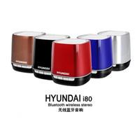 Wholesale Bluetooth Mini Speaker HiFi Wireless Loudspeaker Subwoofer Phone call TF Card Music Amplifier For iPhone MP3 Tablet PC HYUNDAI i80