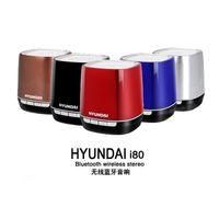 Wholesale Mini Bluetooth Speaker HiFi Wireless Loudspeaker Subwoofer Phone call TF Card Music Amplifier For iPhone MP3 Tablet PC HYUNDAI i80