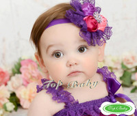 Wholesale Girls headband TOP BABY children s NEW designs head band toddler Flower baby hair ornaments accessories cld