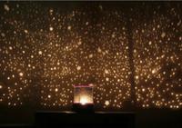 Wholesale 10 Types LED Night Light Star Master Light Sky Light Lamp Lantern Gift Sea Lover Moon Christmas Lamp