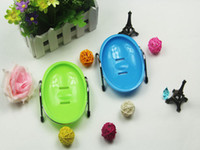 Wholesale SOAP DISH BATHROOM SOAP TRAY SOAP BOX SOAP HOLDER HOME APPLIANCE ACCESSORIES BATHROOM TOOLS