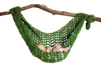Wholesale Crochet newborn baby Hammock sleeping bag toddler Pod Cocoon infant Bowl basket photography prop