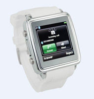 Wholesale touch screen smart bluetooth watch phone MQ588L can make calls from watch avoid loss