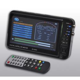 Señal de bolsillo Sathero Satélite Digital HD Buscador SH-500G desde buscador hd sathero fabricantes