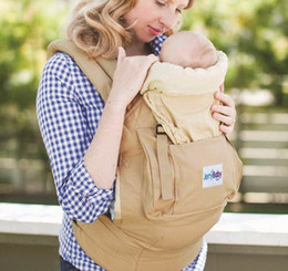 Wholesale Organic Carrier Baby Carrier Newborn ToToddler Baby Sling Portable