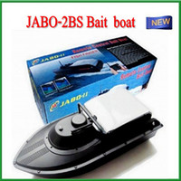 Wholesale JABO BS Remote Control Bait rc boat With Fish Finder Upgrade JABO B RTR RC boat we sell sbb t300 mvp alldata with lowest price