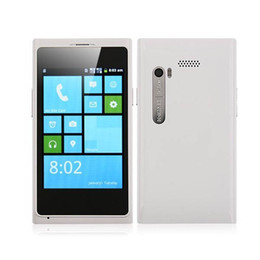 Wholesale 5pcs Mini N920 Win menu inch HD screen android mtk6515 Wifi Cheap Smart phone dual sim