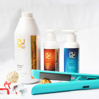 Wholesale Keratin hair treatment and Morocco argan oil shampoo and conditioner and keratin flat iron hot sale keratin kit