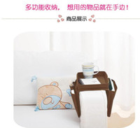Wholesale 6 Pocket Sofa Chair Arm Rest Organizer with an quot x7 quot Table Top NO RETAIL BOX ID