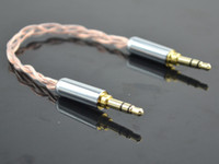 Wholesale sennheiser mm to mm Male Stereo Audio Cord Line in Cable