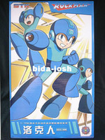 Wholesale New Rockman Megaman Scale Plastic Model Kit Action Figure MIB