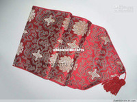 runners on   under $100  Table Runner Runners damask Damask Discount Table Cheap   Satin table cheap