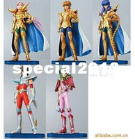 other avengers collection set - inch Solid PVC Saint Seiya Action Figures Collection Set generation Saint Seiya