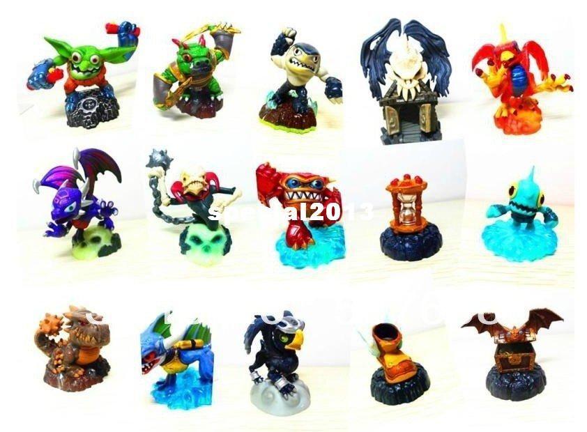 Spyro'S Adventure Pack Action Figure Dolls Toy Stump Smash ...
