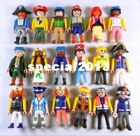 american native people - 5 pack Playmobil Figures Knights People Horses Native American Random Child Toy