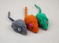 Wholesale Cat toy Lovely Brand New Hot Sale Bright Coloured Little Funny Mouse Toys For Pets