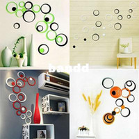 Wholesale 2 set Colors For Choose D DIY Wall Sticker amp mm Thickness D Wall Sticker