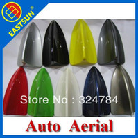 Wholesale EASTSUN Shark Fin Antenna Car Antenna Imitation Antenna Decorative Antenna Remove Static Nine Colors For Option