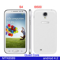Wholesale Feiteng H9500 S4 MTK6589 Quad core Android Inch HD IPS Screen GPS MP Camera