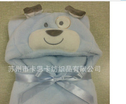 Wholesale minizone Newborn Blankets Coated Trolley Warm Sleeping Bag Swaddle years old baby to use cm