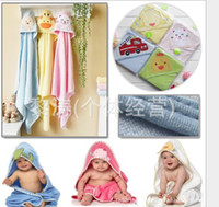 cartton  receiving blankets - Baby Cartoon Blankets Blanket baby Receiving Blankets X75CM No color Picking