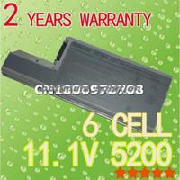 Wholesale mAh Laptop Battery For Dell Latitude D820 D531 D531N D830 Precision M4300 M65