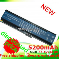 Wholesale 5200mAh Laptop Battery for Acer Aspire l6