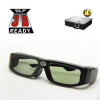 Wholesale 144Hz D IR Active Shutter Glasses For BenQ W1070 W700 W710ST DLP Link Projector