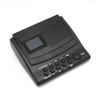 Wholesale NEW Telephone Recording Box Support SD card M G large capacity Free computer recording H753