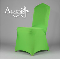 Wholesale 2013 New Hot Selling best Wedding Decorations Beautiful Elastic stretch back chair cover wedding chair cover hotel banquet chair covers