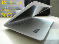 Wholesale high quality Notebook computer laptops inch GHz processor G RAM GB HDD Win7 System Camera L70 sample freeshipping