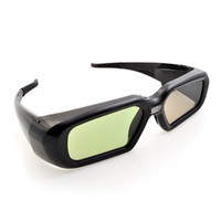 Wholesale New Hz Tech for BenQ Optoma Sharp Acer Dell D DLP Link Projector Glasses